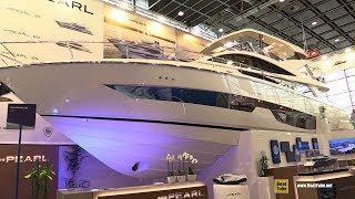 2019 Pearl 80 Luxury Yacht - Walkaround - 2019 Boot Dusseldorf