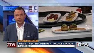 Luxury movie theater opens at Palace Station hotel-casino