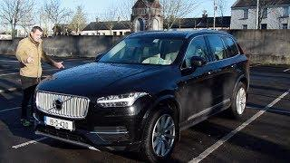 Volvo XC90 T8 Inscription PHEV | Is this the best luxury car on the market?