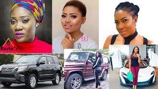 Top Nollywood Actresses With The Most Expensive Cars •2018•