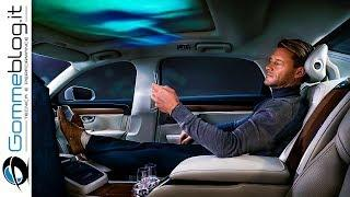 Volvo S90 INTERIOR - Top Luxury Sedan Car Ambient Lighting - Ambience Concept