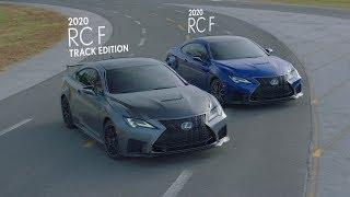 2020 Lexus RC F - Refreshed luxury performance coupe
