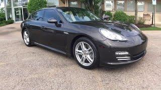 2011 Porsche Panamera Milwaukee, WI, Kenosha, WI, Northbrook, Schaumburg, Arlington Heights, IL 4641