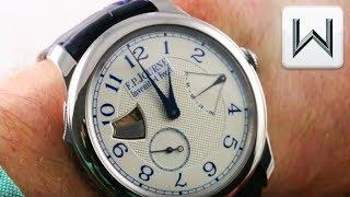F.P. Journe Repetition Souveraine (Minute Repeater) Luxury Watch Review