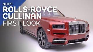 Rolls-Royce Cullinan: the new super-luxury SUV king?