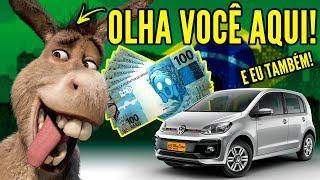 O PATÉTICO PREÇO dos CARROS no BRASIL!