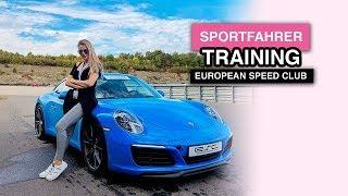 Sportfahrertraining - ESC Driving Porsche