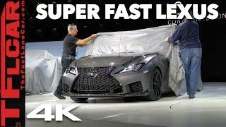 2020 Lexus RC F Track Edition: Here's What You Need To Know About the 2nd Fastest Lexus Ever!