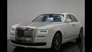 Rolls-Royce Ghost Series II - Walkaround in HD60FPS