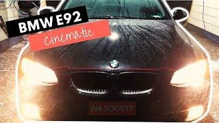 A LITTLE PREVIEW - AT THE CAR WASH (BMW E92)