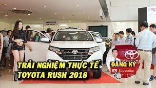 Hướng dẫn sử dụng Toyota Rush - Phần 2: Hướng dẫn lái xe an toàn