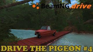BeamNG.drive | Drive The Pigeon #4 | PC Gameplay