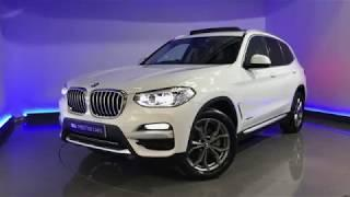 Mike Brewer Motors- BMW X3 2.0 20i xLine xDrive (s/s) 5dr