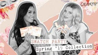 SWATCH PARTY: SPRING COLLECTION '19