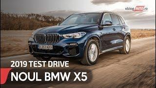 2019 NOUL BMW X5 oferit de Automobile Bavaria Group | TEST DRIVE eblogAUTO