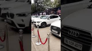 Vestige Luxury cars at At tyagaraj stadium