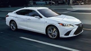 2019 Lexus ES Luxury Sedan - FULL REVIEW!!