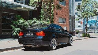 Detailing the BMW M3