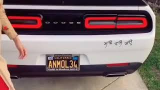 Dodge    modified cars   Challenger  sports car   luxury cars   punjabi songs   video