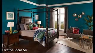120 Bedroom and Bed Design Ideas 2018 - Luxury and Classic Bedroom Creative Design Part.30