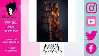 Fanm Kreyol Takeover w/ Wide Thomas | Entrepreneur & Model | Episode 13