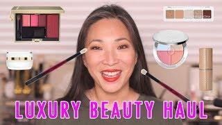 Luxury Beauty Haul and Some PR - Sonia G. Suqqu Sisley Natasha Denona