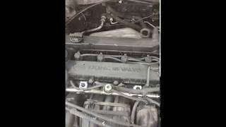 Mazda 6 GG Двигатель