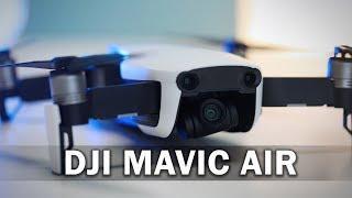 DJI Mavic Air: Skoro profesionální, skoro kapesní - a za dostupnou cenu! - AlzaTech #744
