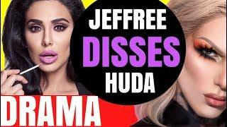 JEFFREE STAR DISSES HUDA BEAUTY