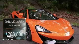 Driving the McLaren 570S Spider Is a Dream [Lap of Luxury]