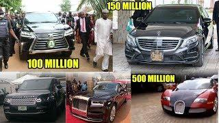 10 Expensive Exotic Cars Used By Nigerian Politicians