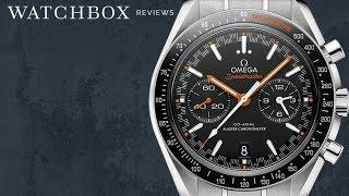 Omega Speedmaster RACING Chronograph 329.30.44.51.01.002 Luxury Watch Review