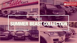 Summer Beast Collection - Luxury Cars for Sale in Dubai, UAE