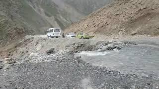 ????Power of innova crysta on leh ladak road#Charan sa#