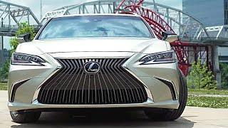 Lexus ES 300h 2019 Hybrid – Luxury, Performance, Sophistication, and Hybrid