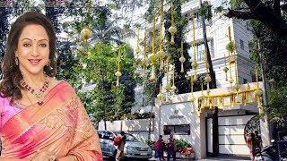 Hema Malini Luxury Life   Net Worth   Salary   Cars   House   Family   Biography