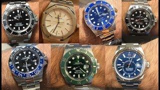 A 19 Year Old's Luxury Rolex Collection | COLLECTION REVIEW