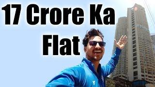 How 17 Crore Luxury Apartment Skyscrapers looks from Inside in Mumbai