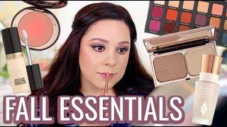 HIGH END & LUXURY BEAUTY ESSENTIALS FOR FALL! NORDSTROM BEAUTY FAVORITES