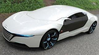 Audi A9 2019 Concept Car
