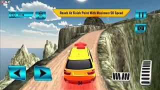 Offroad Mountain Car Driving Games - 4x4 Suv Rally Car Games - Android Gameplay FHD