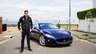 Maserati GranTurismo S (MY2010) - Lorbek Friday Drive