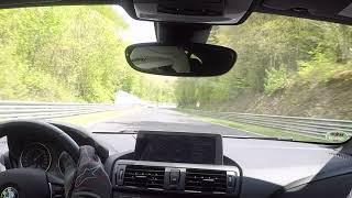Nürburgring lap between BMW m135i and a Seat Leon Cupra! - 12.05.2019