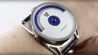 De Bethune DB28 Digitale JUMP HOUR (DB28DN) Luxury Watch Review