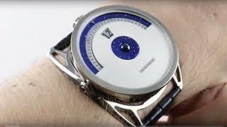 De Bethune DB28 Digitale JUMP HOUR (DB28DN) Luxury Watch Review