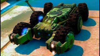 ✅ Первый ВЗГЛЯД на GRIP Combat Racing ????