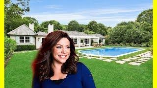 Rachel Ray House Tour $4900000 Mansion Hamptons Luxury Lifestyle 2018