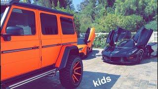 VIDEO | Kylie Jenner's Expensive Cars