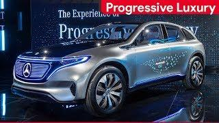 Mercedes-EQ Design ► Progressive Luxury Explained