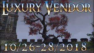 ESO Luxury Vendor 10-26-2018